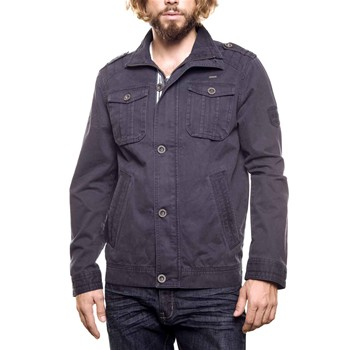 MZGZ - Brother - Blouson - bleu - 2039520