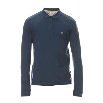 Original Penguin - Polo - denim bleu - 2028191