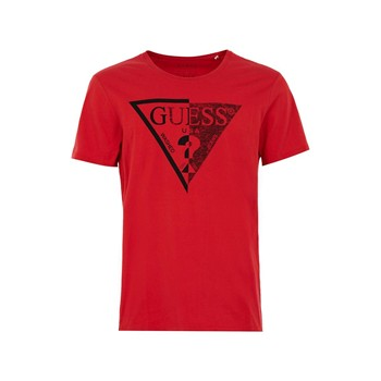 Guess - T-shirt - rouge - 2096299