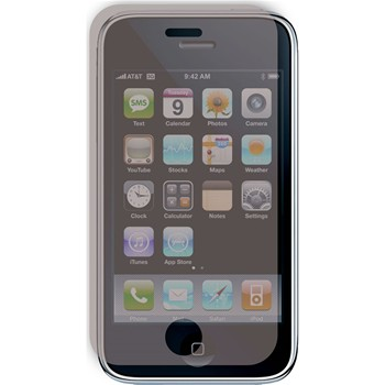 iPhone 3G, iPhone 3GS - Film protecteur - transparent