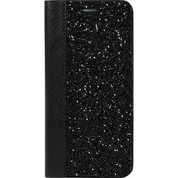 Galaxy S7 Edge - Coque à clapet - noir