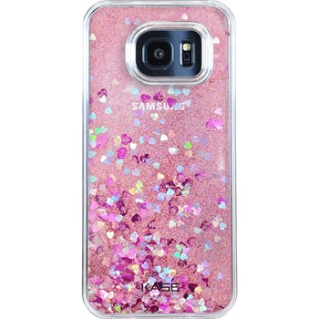 Galaxy S7 Edge - Coque - rose