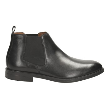 Chilver - Boots en cuir - denim noir
