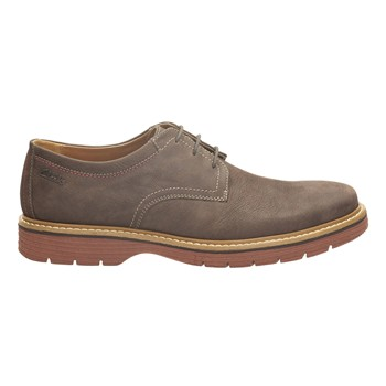 Clarks - Newkirk - Derbies - gris clair - 2006726