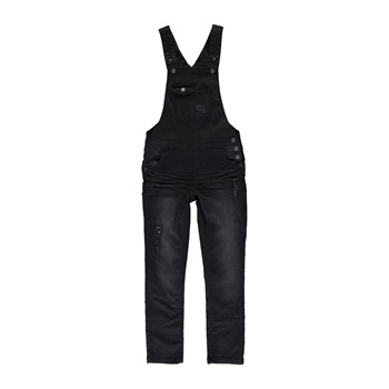 Name It - Salopette - denim noir - 2014951