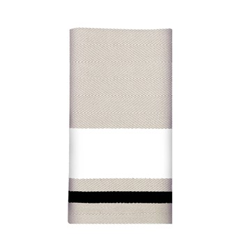 Jean Vier - Donibane - Serviette de table - marron - 2109007