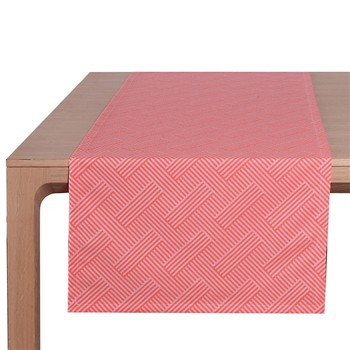 Jean Vier - Irazki - Chemin de table - rose - 2109040