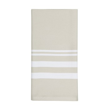 Jean Vier - Bidarte - Serviette de table - beige - 2109138