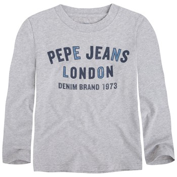 Pepe Jeans London - Jamis - T-shirt - gris chine - 2031953