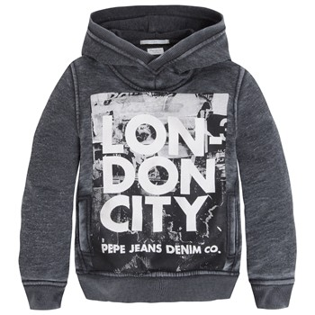 Pepe Jeans London - Stephen - Sweat à capuche - noir - 2031976