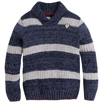 Pepe Jeans London - Gordon - Pull - bleu - 2031978