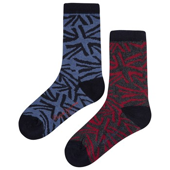 Pepe Jeans London - Ross - Lot de 2 paires de chaussettes - multicolore - 2031979