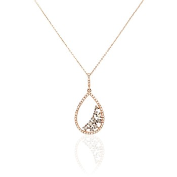 Histoire d'Or - Catherine - Collier en or - rose