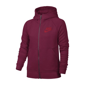 Nike - Sweat à capuche - rouge - 1988279
