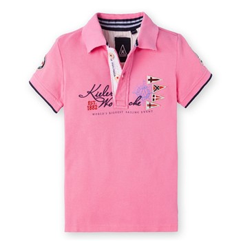Gaastra - Konrad - Polo - rose - 2117700