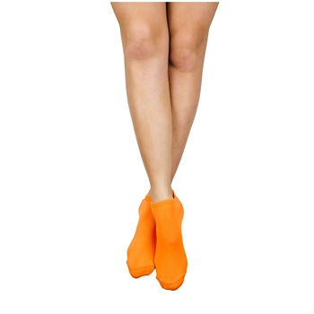My Lovely Socks - Mael - Chaussettes invisibles - orange - 2123079