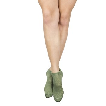 My Lovely Socks - Ava - Chaussettes invisibles - vert chêne - 2123083