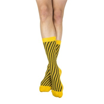 My Lovely Socks - Remy - Mi-chaussettes - jaune - 2123227