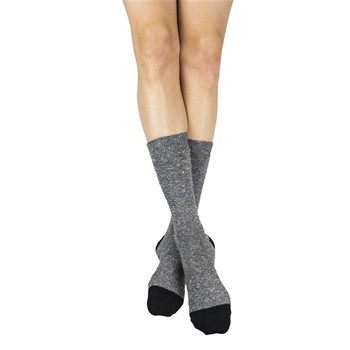 My Lovely Socks - Fred - Mi-chaussettes en laine - anthracite - 2123244
