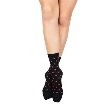 My Lovely Socks - Darling - Socquettes - noir - 2123337