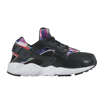 HUARACHE RUN PRINT (PS) - Low Sneakers - schwarz