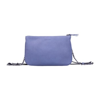 Timo Nomade - Pochette en cuir - lilas