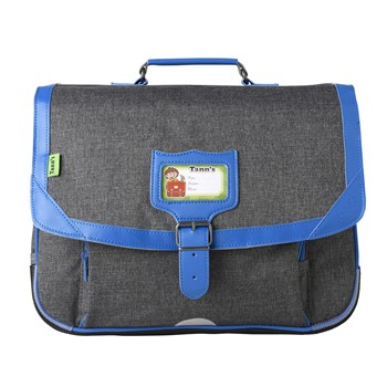Tann's - Cartable - bleu - 2114574