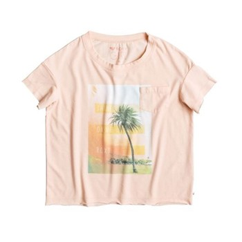 Roxy - T-shirt - rose clair - 2099218