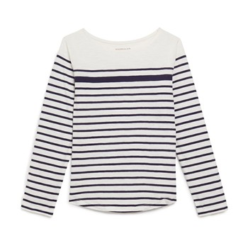 Monoprix Kids - Sweat-shirt - rayé - 2108774