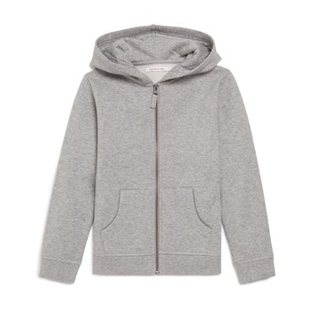 Monoprix Kids - Sweat à capuche - gris chine - 2108862