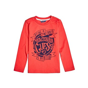 Guess Kids - T-shirt - rouge - 2126592