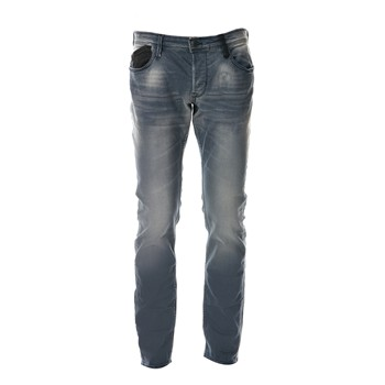 Japan Rags - 711 - Jean slim confort - bleu - 2088434
