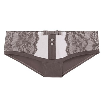 Pomm'Poire - So chic - Shorty - marron - 2163230