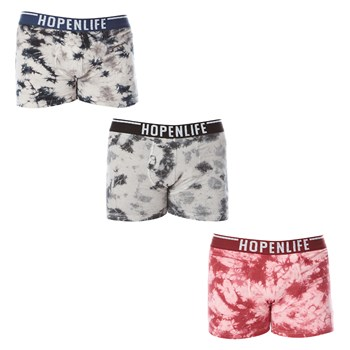 Hope N Life - Ussao - Pack de 3 boxers - multicolore - 1928752