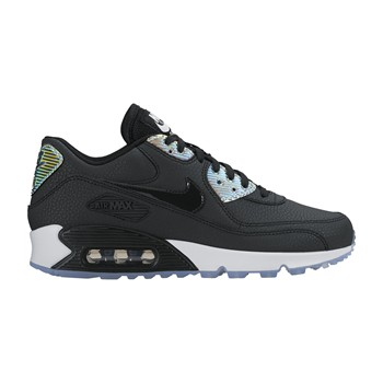 Nike - Air Max 90 - Baskets en cuir - noir - 1988070