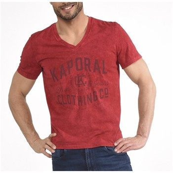 Kaporal - Cosy - T-shirt - rouge - 2126958