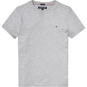 Tommy Hilfiger - T-shirt - gris clair - 1971287