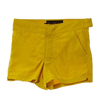 Short - amarillo