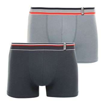 Athena - Easy color - Lot de 2 boxers - gris - 2185349