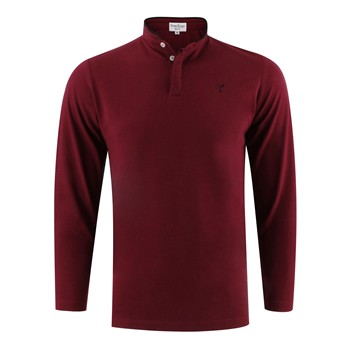 Yves Enzo - Polo - bordeaux - 2135902
