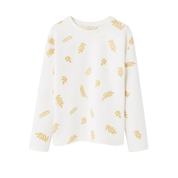 Mango Kids - Sweat-shirt - beige - 2181363