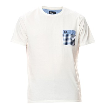 Fred Perry - T-shirt - blanc - 2128741