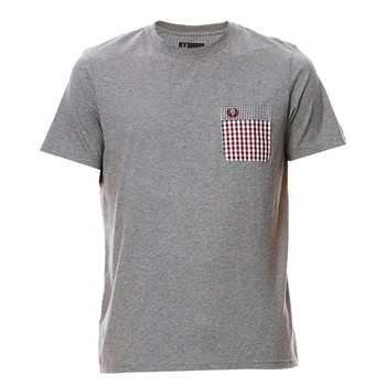 Fred Perry - T-shirt - gris - 2128742