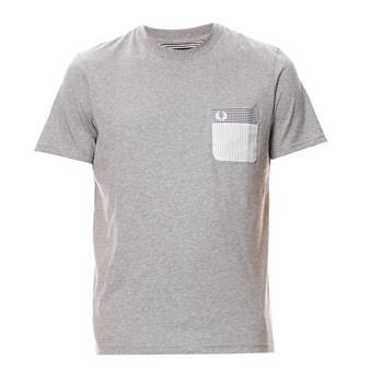 Fred Perry - T-shirt - gris - 2128851