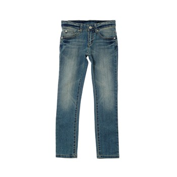 Benetton - Jean skinny - denim bleu - 1922871