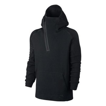 Tech Fleece - Sweat à capuche - denim noir