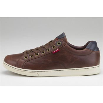 Levi's - Tulare low lace - Baskets - marron - 2044309