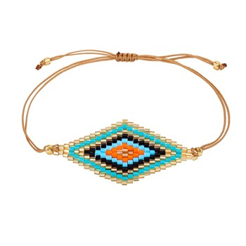 Indian Summer - Bracelet - multicolore