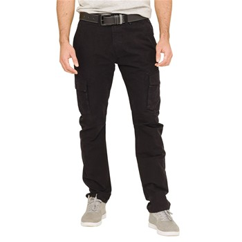 Boutry - Pantalon cargo - noir