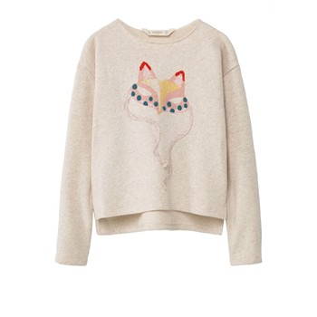 Mango Kids - Sweat-shirt - beige - 2196845